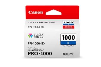 Originální cartridge Canon PFI-1000B (Modrá)