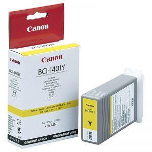 Originální cartridge Canon BCI-1401Y (Žlutá)