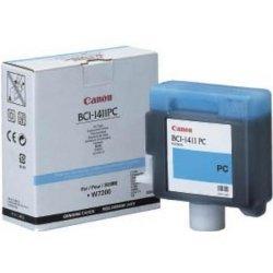 Originální cartridge Canon BCI-1411PC (Foto azurová)