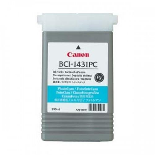Originální cartridge Canon BCI-1431PC (Foto azurová)