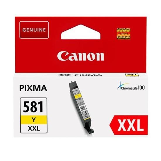 Originální cartridge Canon CLI-581Y XXL (Žlutá)