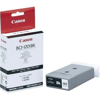 Originální cartridge Canon BCI-1201BK (Černá)