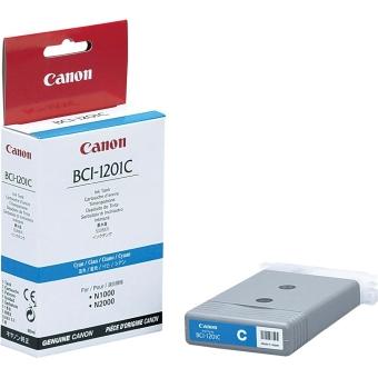 Originální cartridge Canon BCI-1201C (Azurová)
