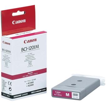 Originální cartridge Canon BCI-1201M (Purpurová)