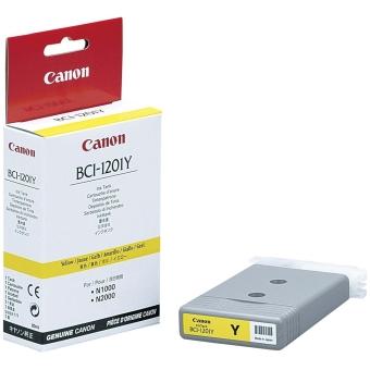 Originální cartridge Canon BCI-1201Y (Žlutá)