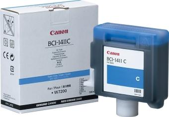 Originální cartridge Canon BCI-1411C (Azurová)