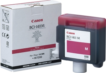 Originální cartridge Canon BCI-1411M (Purpurová)