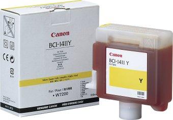 Originální cartridge Canon BCI-1411Y (Žlutá)