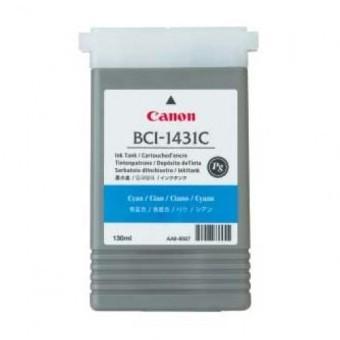 Originální cartridge Canon BCI-1431C (Azurová)