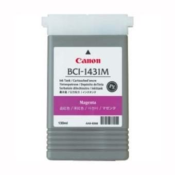 Originální cartridge Canon BCI-1431M (Purpurová)
