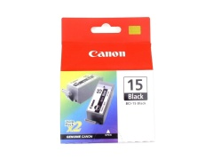 Cartridge do tiskárny Originální cartridge Canon BCI-15Bk (Černá)