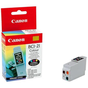 Originální cartridge CANON BCI-21C (Barevná)