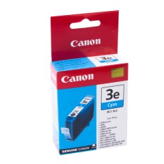 Cartridge do tiskárny Originální cartridge Canon BCI-3eC (Azurová)