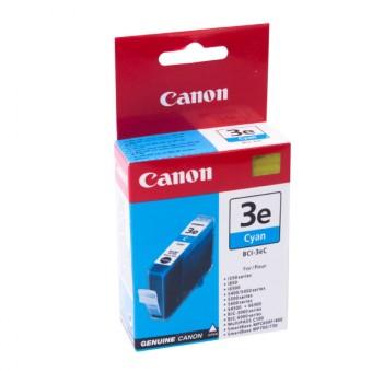 Originální cartridge Canon BCI-3eC (Azurová)