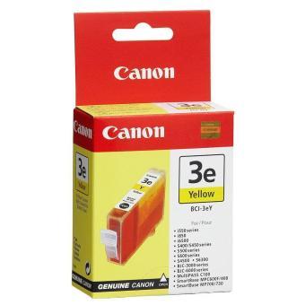 Originální cartridge Canon BCI-3eY (Žlutá)