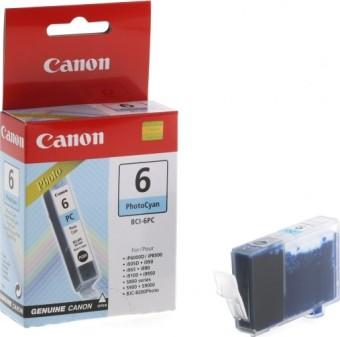 Originální cartridge Canon BCI-6PC (Světle azurová)