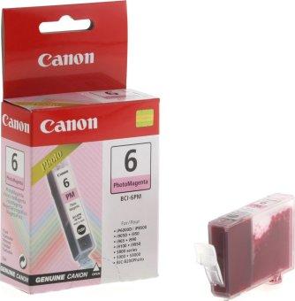 Originální cartridge Canon BCI-6PM (Světle purpurová)