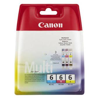 Sada originálních cartridge Canon BCI-6