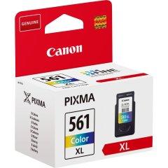 Cartridge do tiskárny Originální cartridge Canon CL-561XL (Barevná)