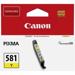 Cartridge do tiskárny Originální cartridge Canon CLI-581 Y (Žlutá)