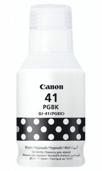 Originální lahev Canon GI-41 PGBK (Černá)
