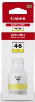 Originální lahev Canon GI-46 Y (Žlutá)