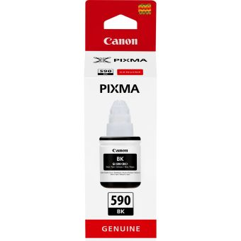 Originální lahev s inkoustem Canon GI-590 Bk (Černá)