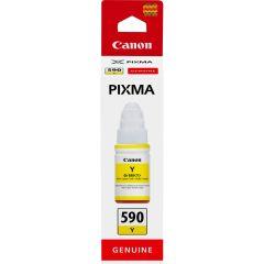 Cartridge do tiskárny Originální lahev Canon GI-590 Y (Žlutá)