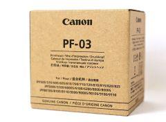 Cartridge do tiskárny Originální tisková hlava Canon PF-03 (Černá)