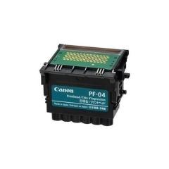 Cartridge do tiskárny Originální tisková hlava Canon PF-04 (Černá)