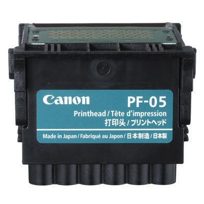 Originální tisková hlava Canon PF-05 (Černá)