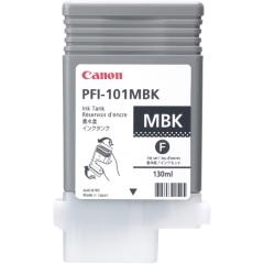 Cartridge do tiskárny Originální cartridge Canon PFI-101 MBK (Matně černá)