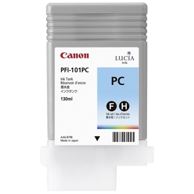 Originální cartridge Canon PFI-101 PC (Foto azurová)