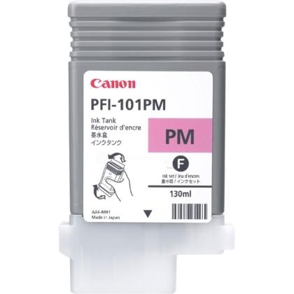 Originální cartridge Canon PFI-101 PM (Foto purpurová)
