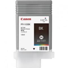 Cartridge do tiskárny Originální cartridge Canon PFI-103 Bk (Foto černá)
