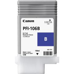 Cartridge do tiskárny Originální cartridge Canon PFI-106B (Modrá)