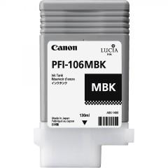 Cartridge do tiskárny Originální cartridge Canon PFI-106MBk (Matně černá)