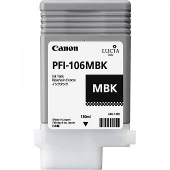 Originální cartridge Canon PFI-106MBk (Matně černá)