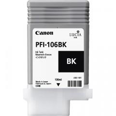 Cartridge do tiskárny Originální cartridge Canon PFI-106BK (Černá)