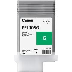 Cartridge do tiskárny Originální cartridge Canon PFI-106G (Zelená)