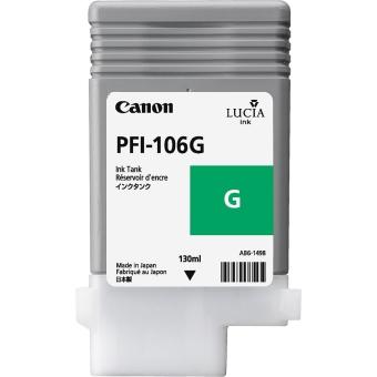 Originální cartridge Canon PFI-106G (Zelená)