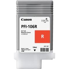 Cartridge do tiskárny Originální cartridge Canon PFI-106R (Červená)