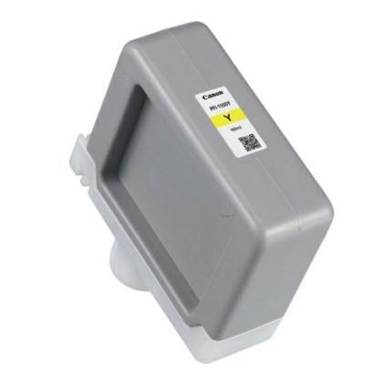 Originální cartridge Canon PFI-1100Y (Žlutá)