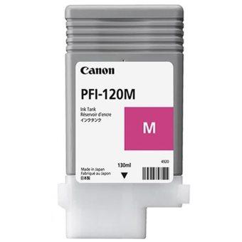 Originální cartridge Canon PFI-120M (Purpurová)