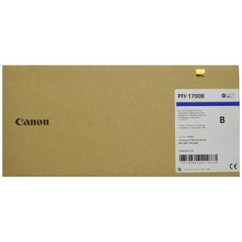 Originální cartridge Canon PFI-1700B (Modrá)