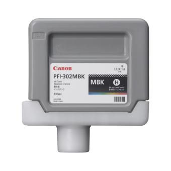 Originální cartridge Canon PFI-302MBk (Matně černá)