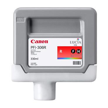 Originální cartridge Canon PFI-306R (Červená)