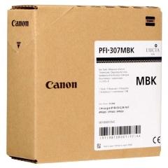 Cartridge do tiskárny Originální cartridge Canon PFI-307MBK (Matně černá)