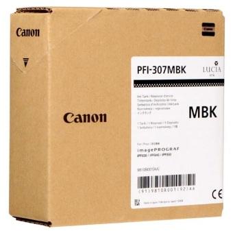 Originální cartridge Canon PFI-307MBK (Matně černá)