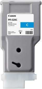 Originální cartridge Canon PFI-320C (Azurová)